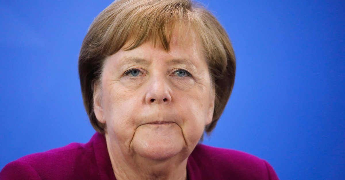 Angela Merkel 'Cannot Commit' to Attending G7 Summit Hosted by Trump Due to COVID-19