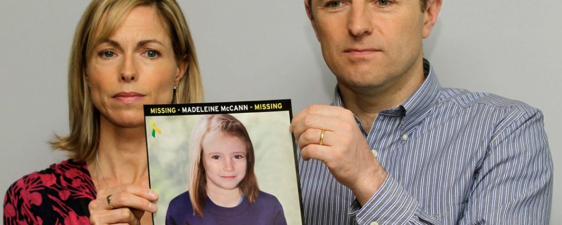 Family of Missing Girl Madeleine McCann Seek Answers After Key Suspect Identified