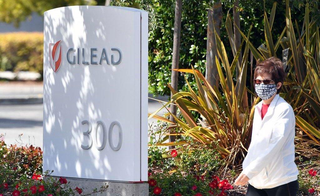 Gilead Prices Coronavirus Drug Remdesivir at $2,340 for Rich Countries