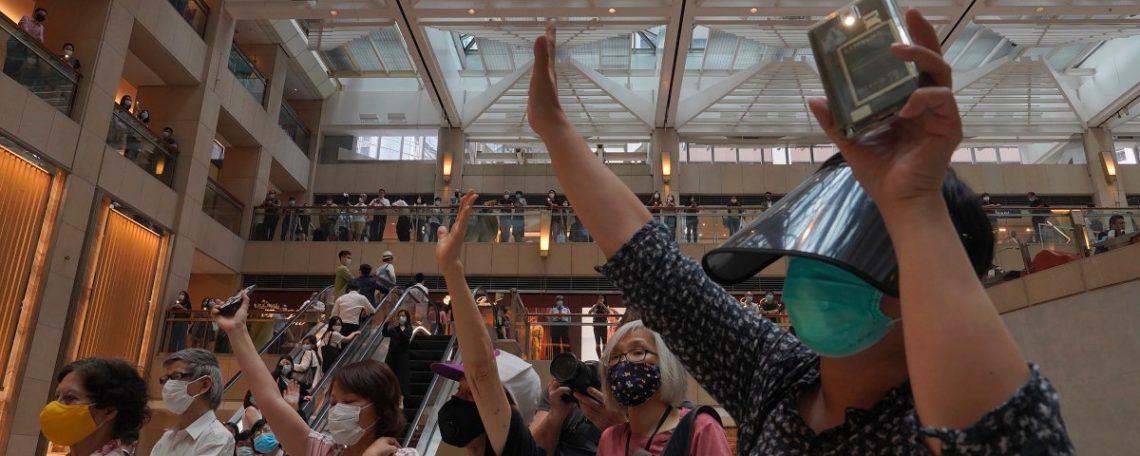 Hong Kong Blocks Annual Vigil Commemorating Tiananmen Square Crackdown