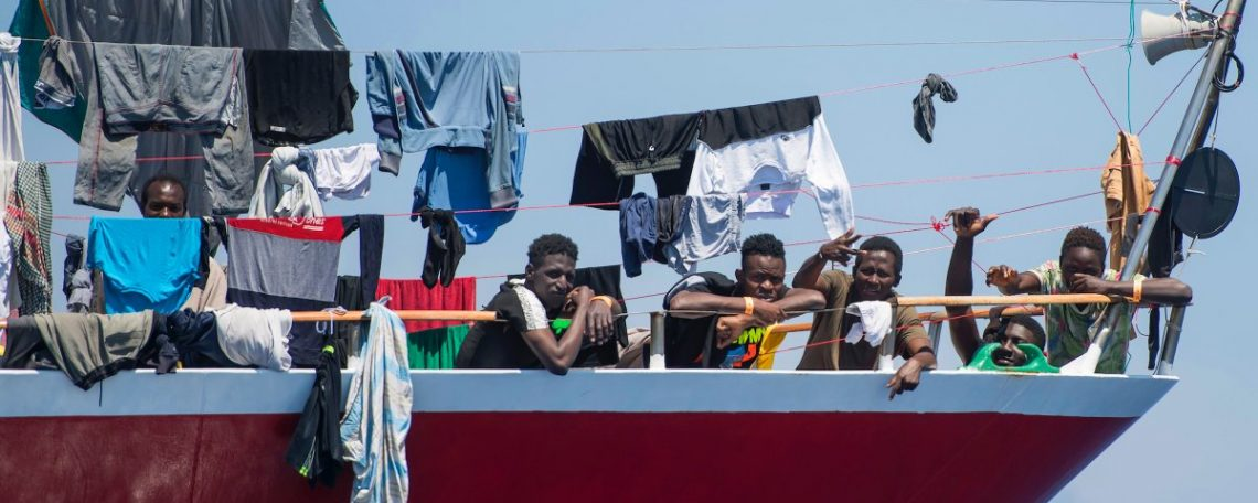 More Than 400 Migrants Living in Limbo Aboard Chartered Pleasure Cruise Ships off Maltese Coast
