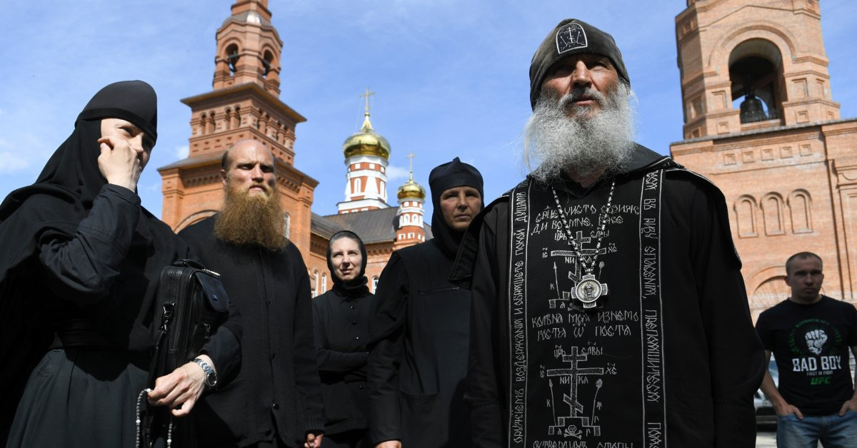 Russian Orthodox Church Defrocks Coronavirus-Denying Monk