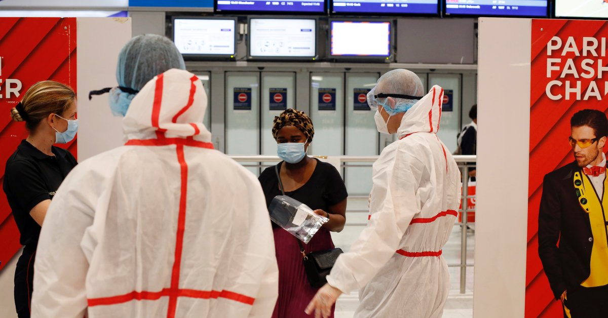 France Begins Testing Travelers From 16 Nations—Including U.S.—for Coronavirus Upon Arrival