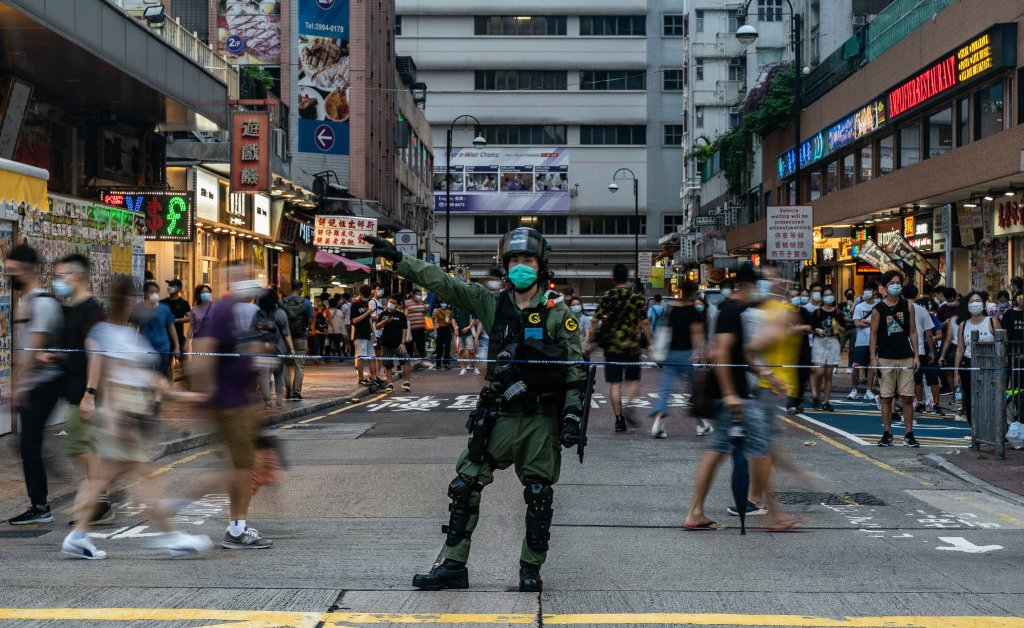 U.S. Issues New Travel Warnings for Mainland China and Hong Kong Citing Risk of 'Arbitrary Detention'