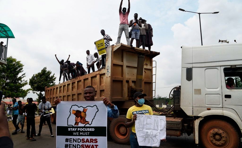 'I Really Thought My Life Was Going to End.' Inside the Protests Taking on Police Brutality in Nigeria