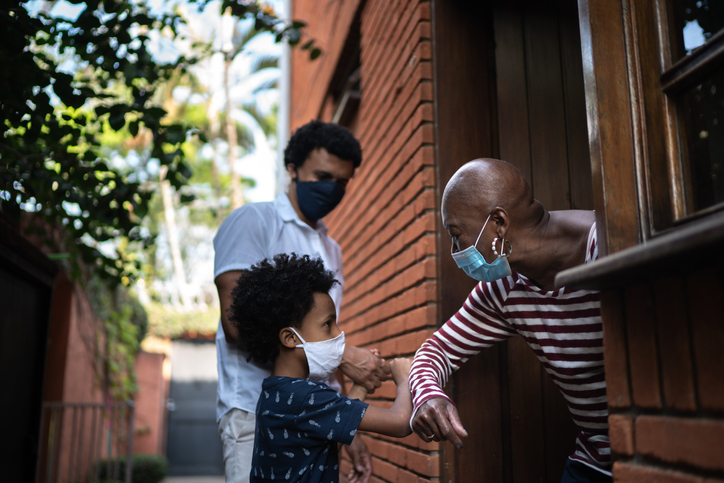 Grandparenting: Navigating risk as the pandemic continues