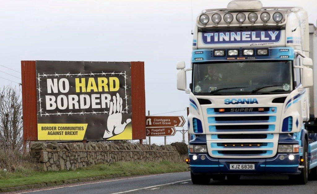 Biden Says Irish Border Must Remain Open as Brexit Talks Continue