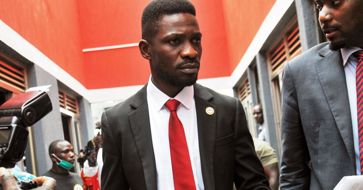 Uganda's Reggae Star Turned Politician Bobi Wine Puts His Future on the Line for a Shot at the Presidency