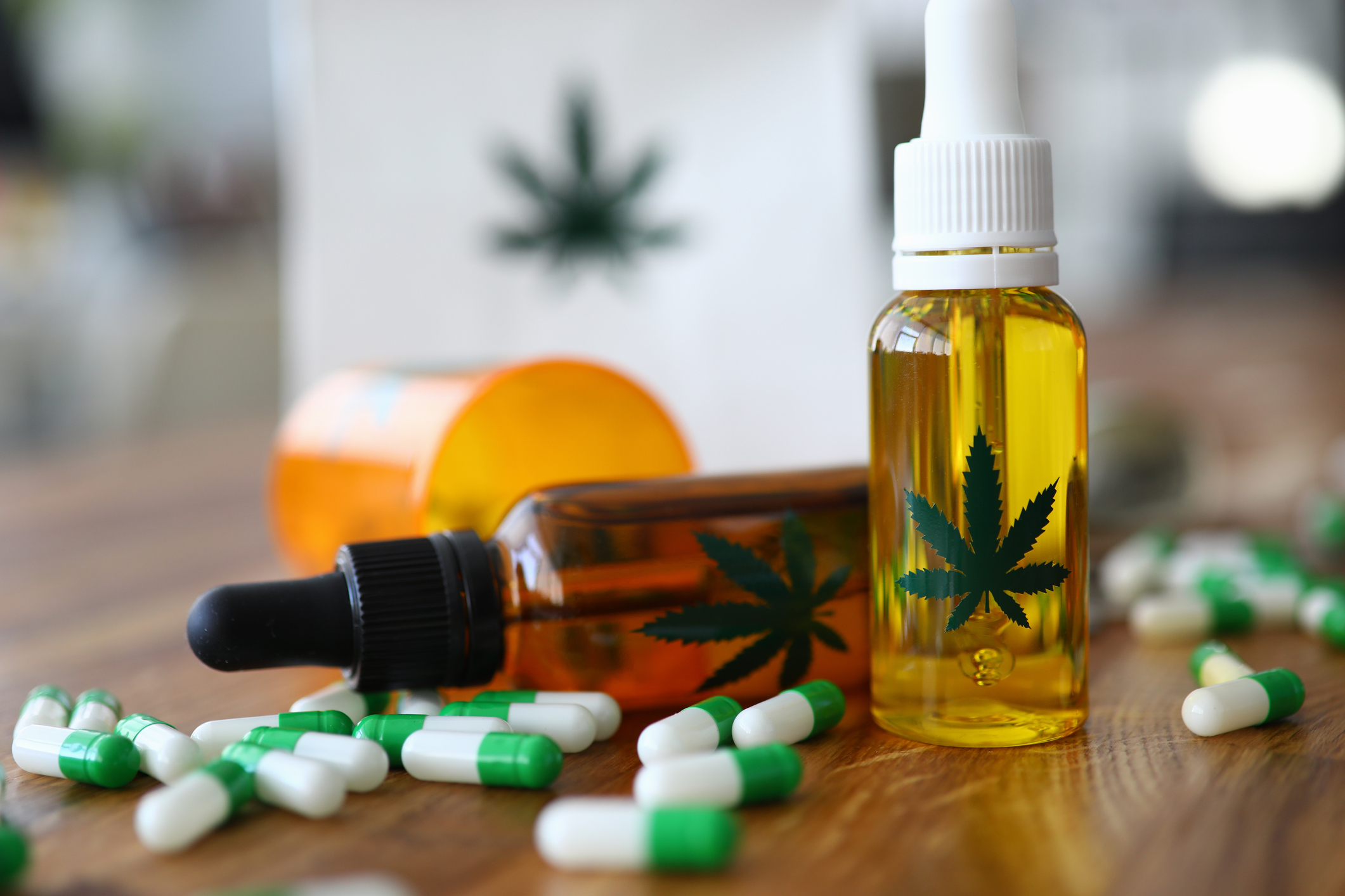 CBD and other medications: Proceed with caution