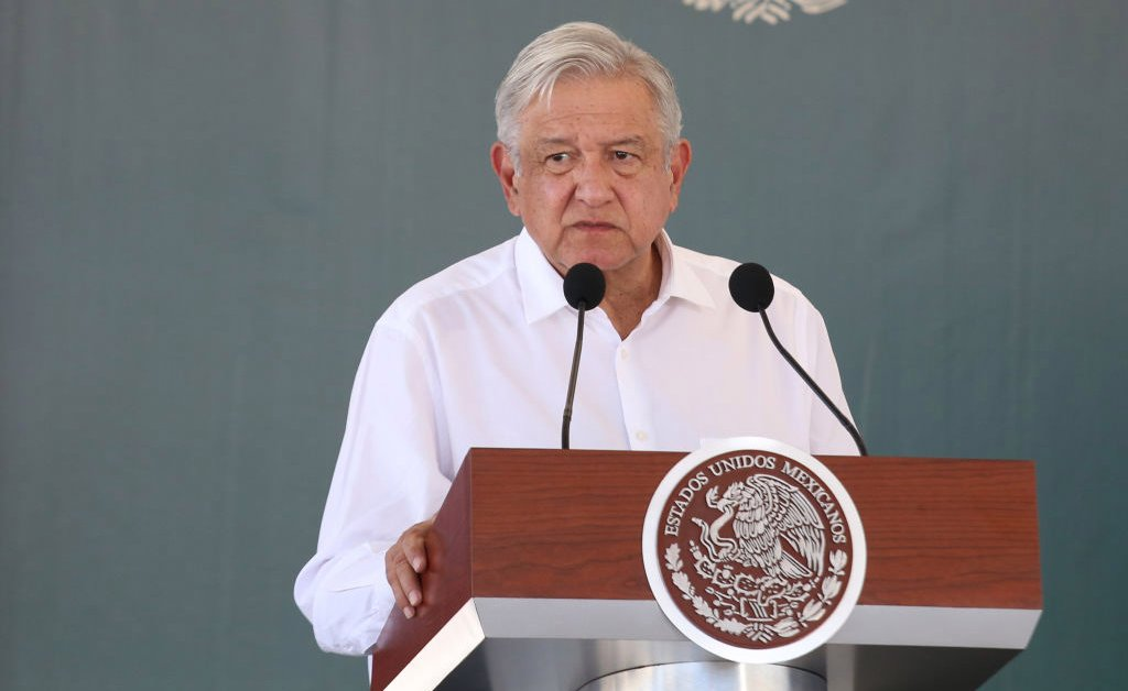 Mexican President AMLO Says He Has COVID-19 as Cases in His Country Surge