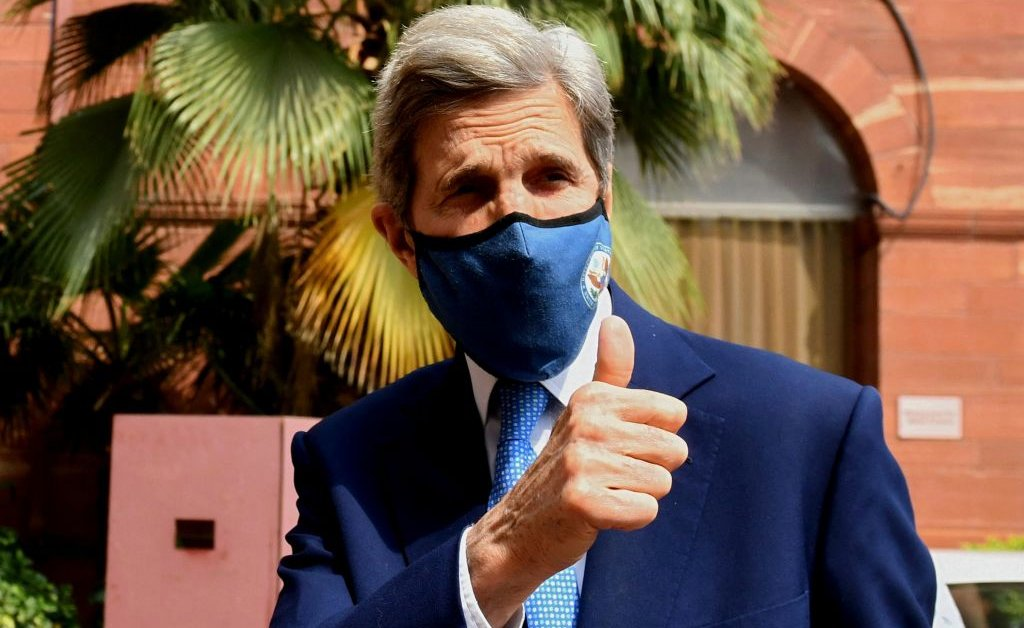 John Kerry Heads to China for Climate Talks Between the World's Top Two Emitters