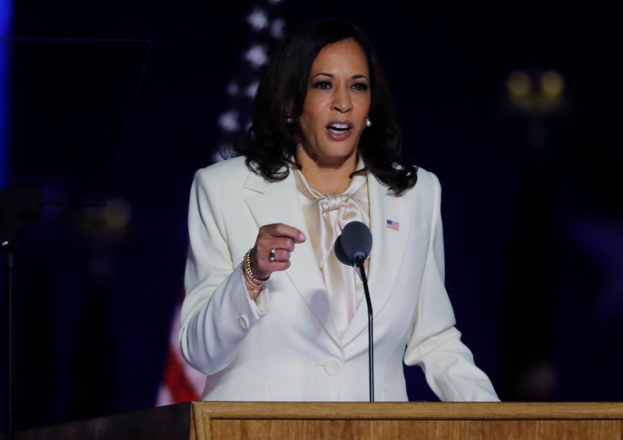 Vice President Kamala Harris Honors Flight 93 Victims